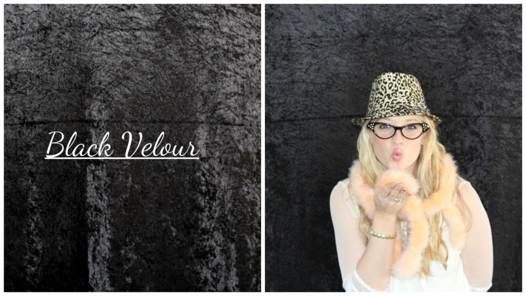 Black-Velour