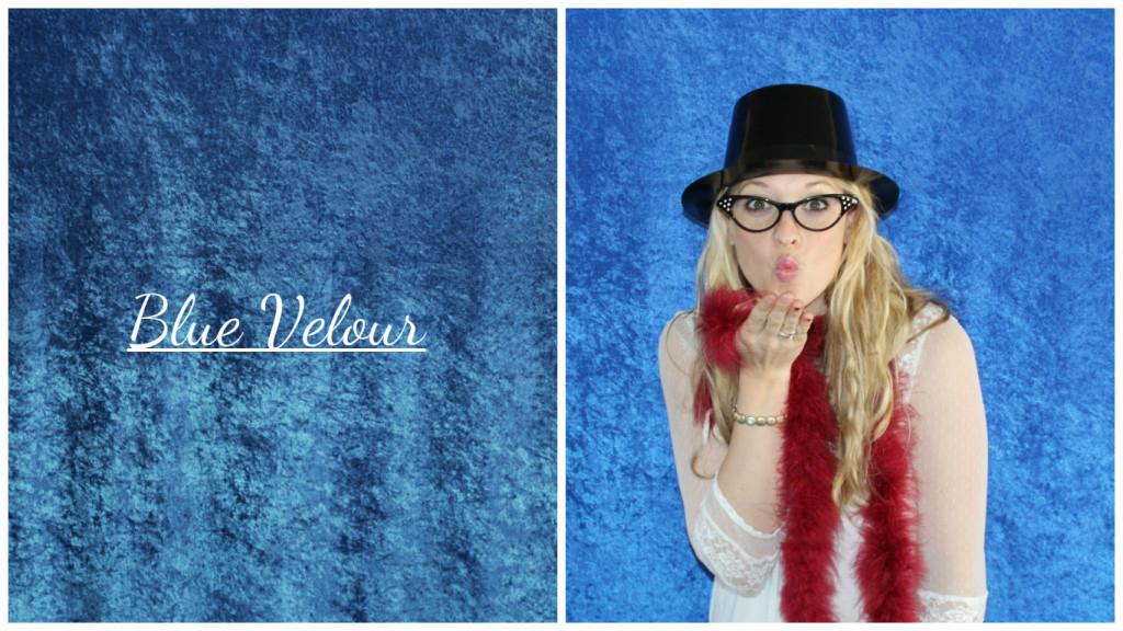 Blue-Velour
