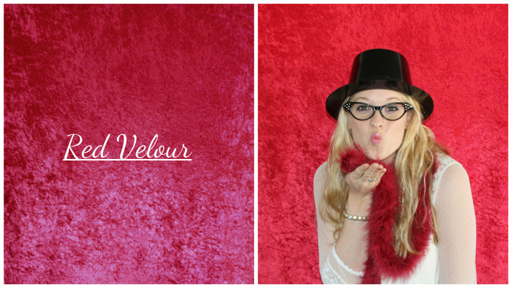 Red-Velour